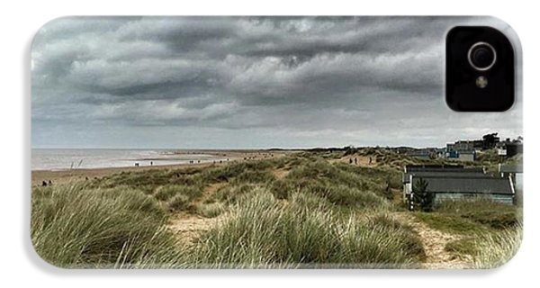 Old Hunstanton Beach, North #norfolk IPhone 4s Case