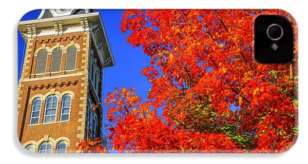 Old Main Maple IPhone 4s Case