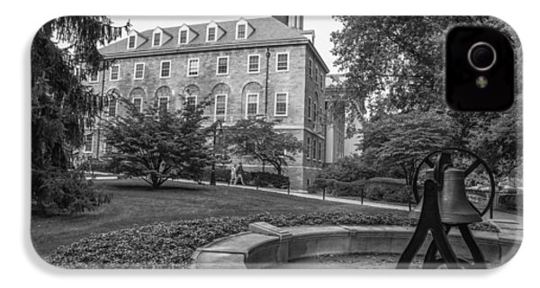 Old Main Penn State University  IPhone 4s Case by John McGraw
