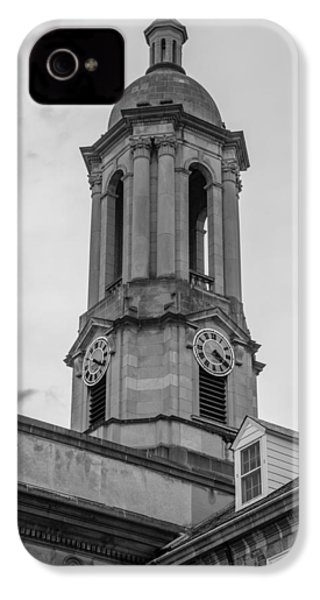 Old Main Tower Penn State IPhone 4s Case by John McGraw