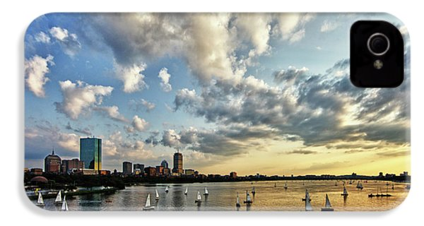 On The Charles II IPhone 4s Case by Rick Berk