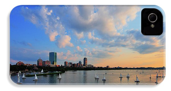 On The River IPhone 4s Case by Rick Berk