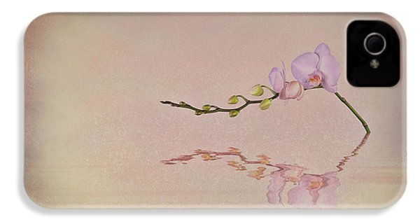 Orchid Blooms And Buds IPhone 4s Case by Tom Mc Nemar