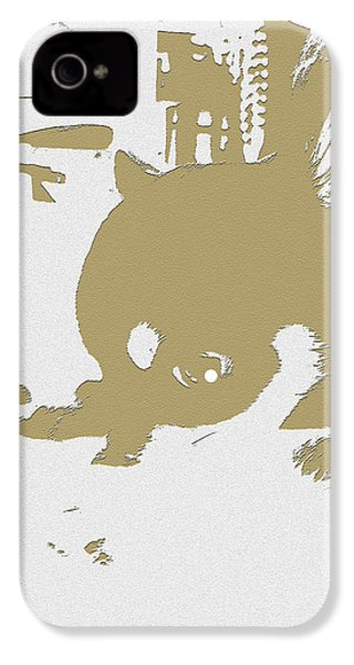 Cutie IPhone 4s Case by Roro Rop