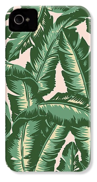 Palm Print IPhone 4s Case