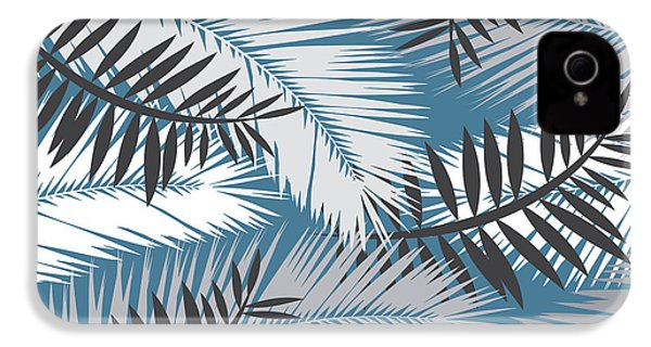 Palm Trees 10 IPhone 4s Case by Mark Ashkenazi