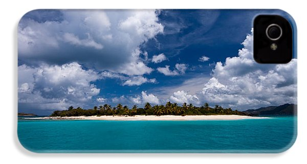 Paradise Is Sandy Cay IPhone 4s Case by Adam Romanowicz