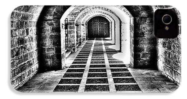 Passage, La Seu, Palma De IPhone 4s Case by John Edwards