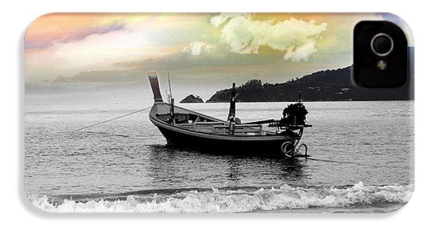 Patong Beach IPhone 4s Case by Mark Ashkenazi