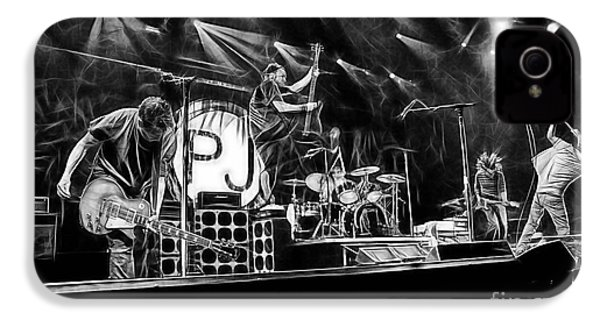 Pearl Jam Collection IPhone 4s Case by Marvin Blaine
