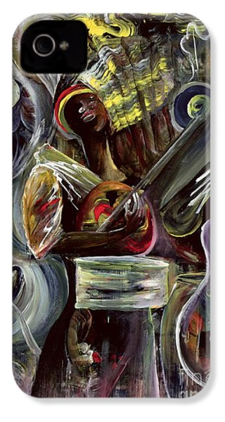 Pearl Jam IPhone 4s Case by Ikahl Beckford