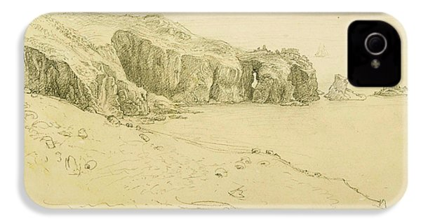 Pele Point, Land's End IPhone 4s Case by Samuel Palmer
