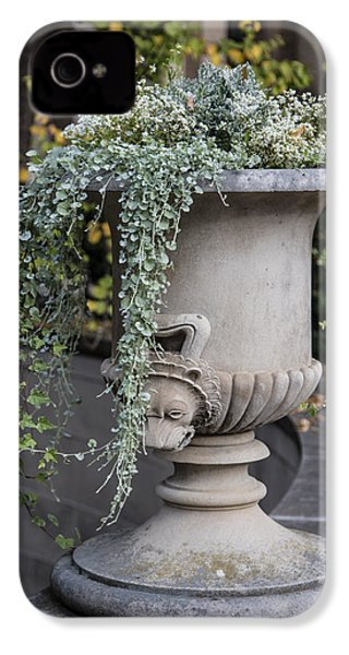 Penn State Flower Pot  IPhone 4s Case