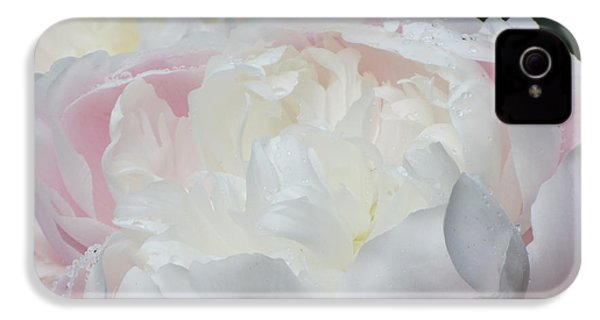 Peony IPhone 4s Case by Karen Shackles