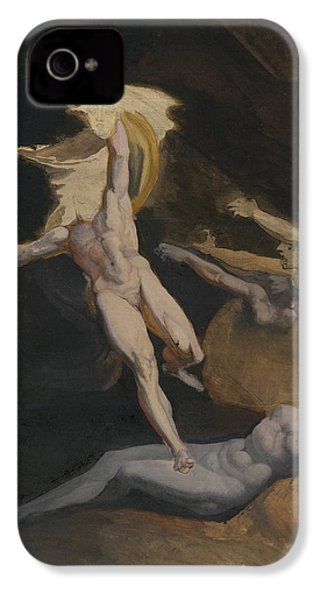 Perseus Slaying The Medusa IPhone 4s Case