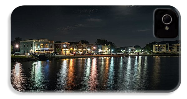 Pewaukee At Night IPhone 4s Case
