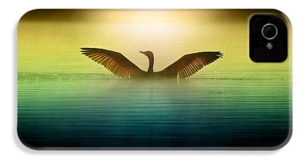 Phoenix Rising IPhone 4s Case by Rob Blair