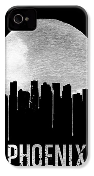 Phoenix Skyline Black IPhone 4s Case