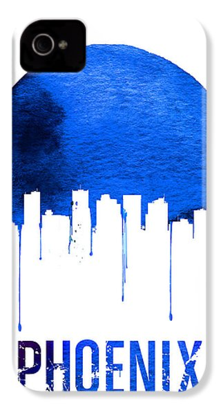 Phoenix Skyline Blue IPhone 4s Case