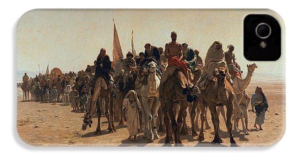 Pilgrims Going To Mecca IPhone 4s Case