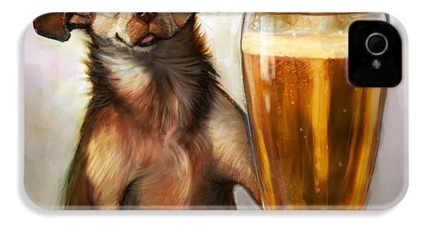 Pint Sized Hero IPhone 4s Case by Sean ODaniels