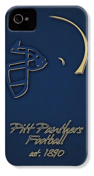 Pitt Panthers IPhone 4s Case by Joe Hamilton