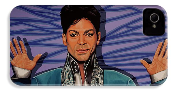 Prince 2 IPhone 4s Case by Paul Meijering