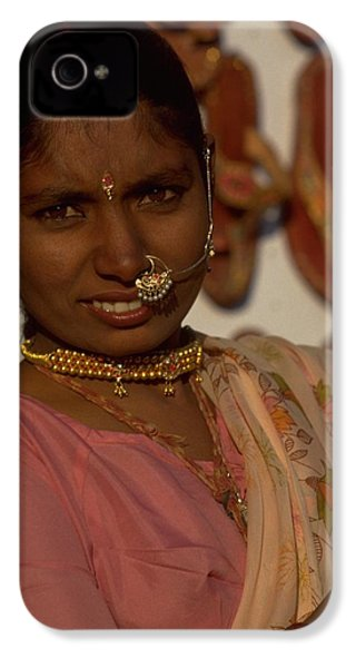 IPhone 4s Case featuring the photograph Rajasthan by Travel Pics
