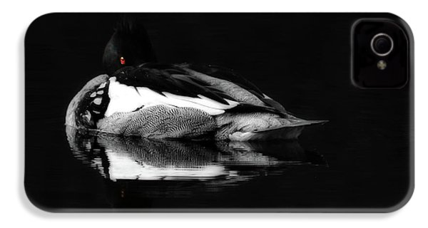 Red Eye IPhone 4s Case