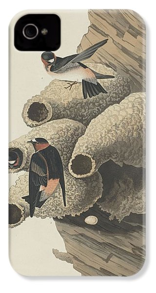 Republican Cliff Swallow IPhone 4s Case