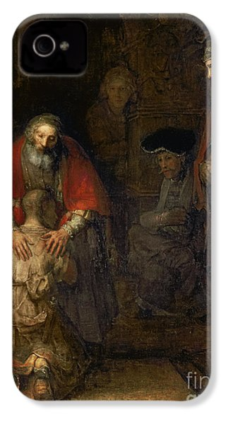 Return Of The Prodigal Son IPhone 4s Case