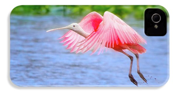 Rise Of The Spoonbill IPhone 4s Case