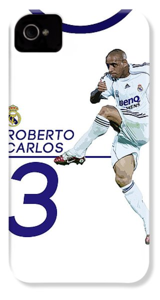 Roberto Carlos IPhone 4s Case