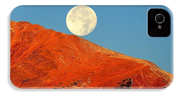 Rolling Moon IPhone 4s Case by Karen Shackles