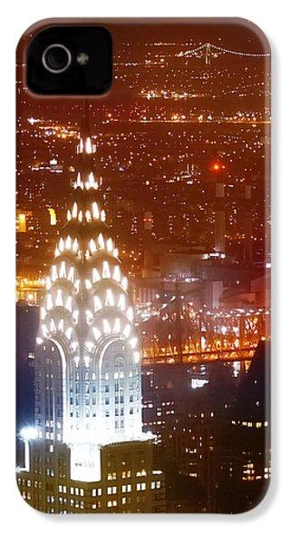 Romantic Manhattan IPhone 4s Case