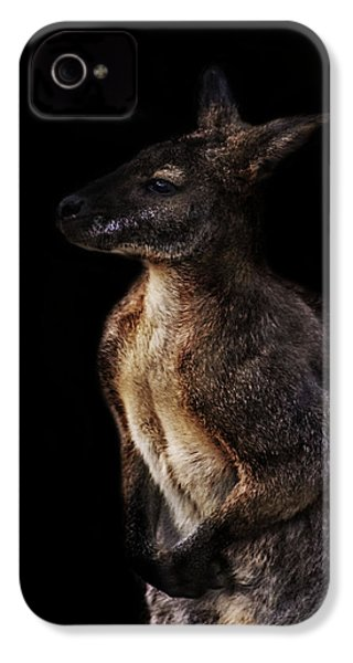 Roo IPhone 4s Case by Martin Newman