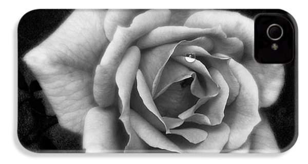 Rose In Mono. #flower #flowers IPhone 4s Case
