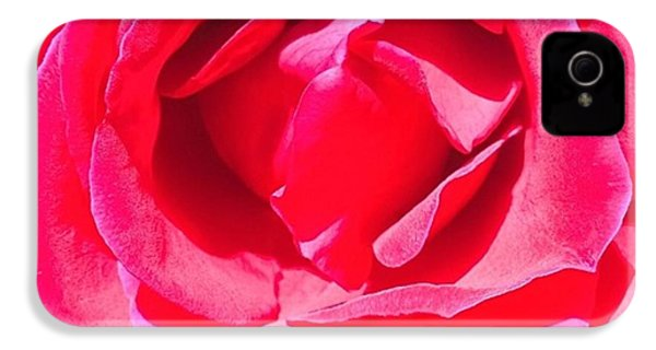 #roses Are #red ...#violets Are #blue IPhone 4s Case by Shari Warren