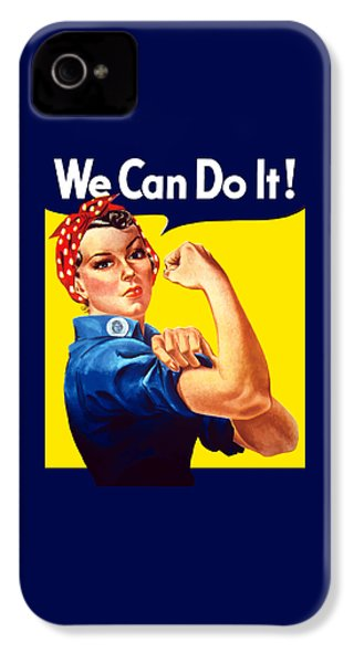 Rosie The Rivetor IPhone 4s Case