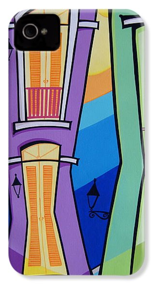 San Juan Alegre-4 IPhone 4s Case
