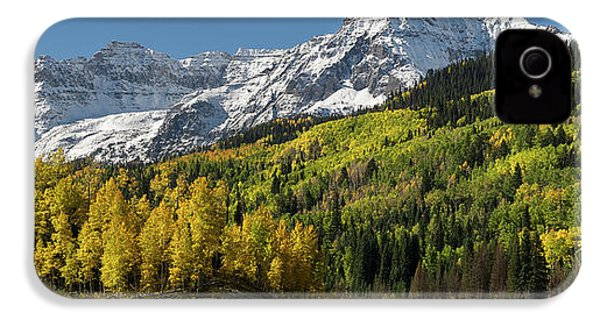 IPhone 4s Case featuring the photograph San Juan Landscape by Aaron Spong