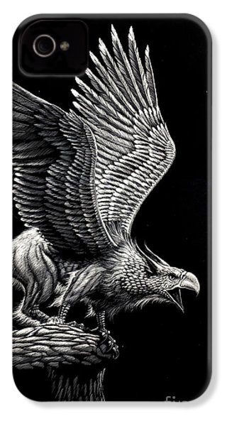 Screaming Griffon IPhone 4s Case