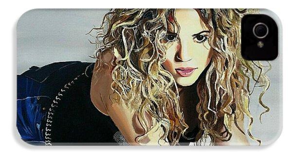 Shakira  IPhone 4s Case