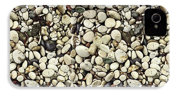 Shore Stones 3 IPhone 4s Case by JQ Licensing