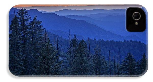 Sierra Fire IPhone 4s Case by Rick Berk