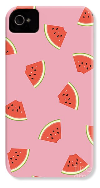 Slice Of Life IPhone 4s Case by Elizabeth Tuck