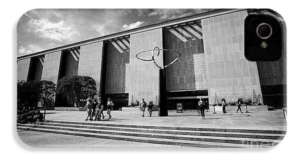 smithsonian national museum of american history building Washington DC USA IPhone 4s Case