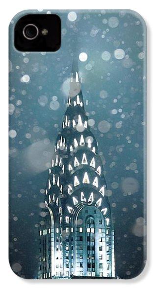 Snowy Spires IPhone 4s Case