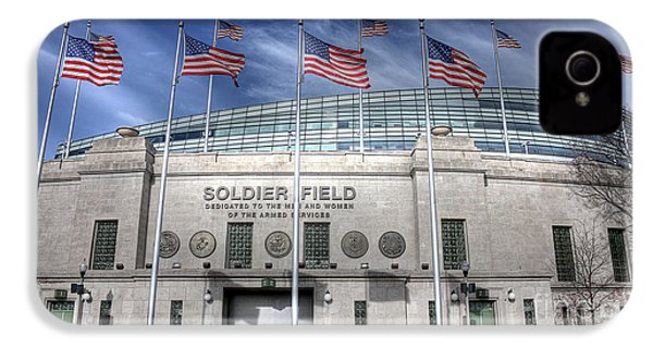 Soldier Field IPhone 4s Case