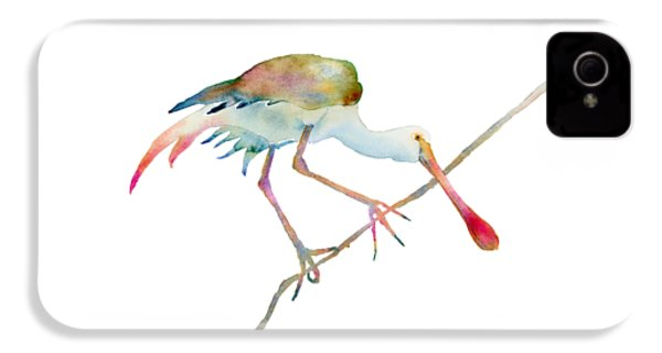 Spoonbill  IPhone 4s Case